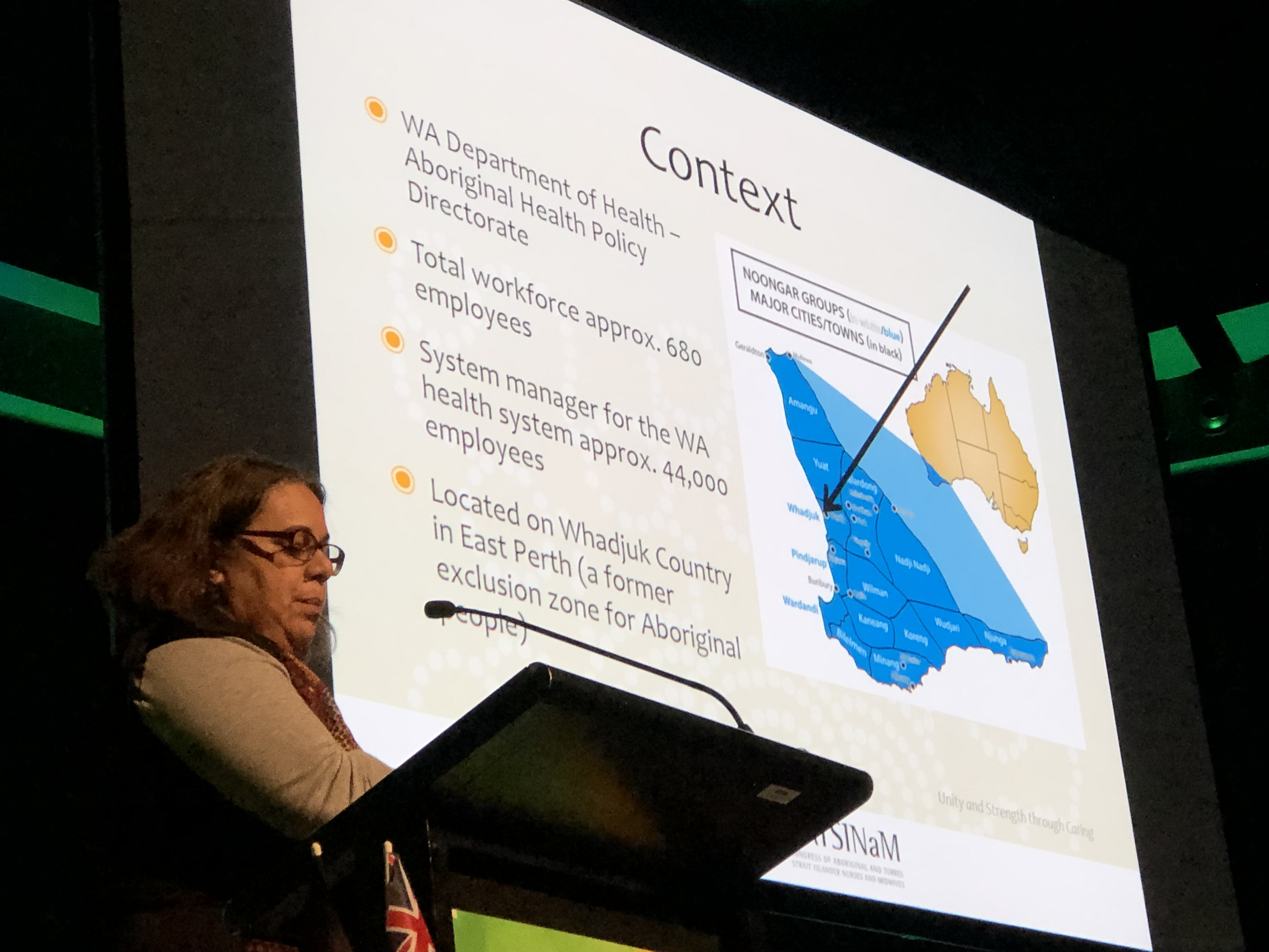Truth telling and context: how it matters to Indigenous patients, health workers, health policy