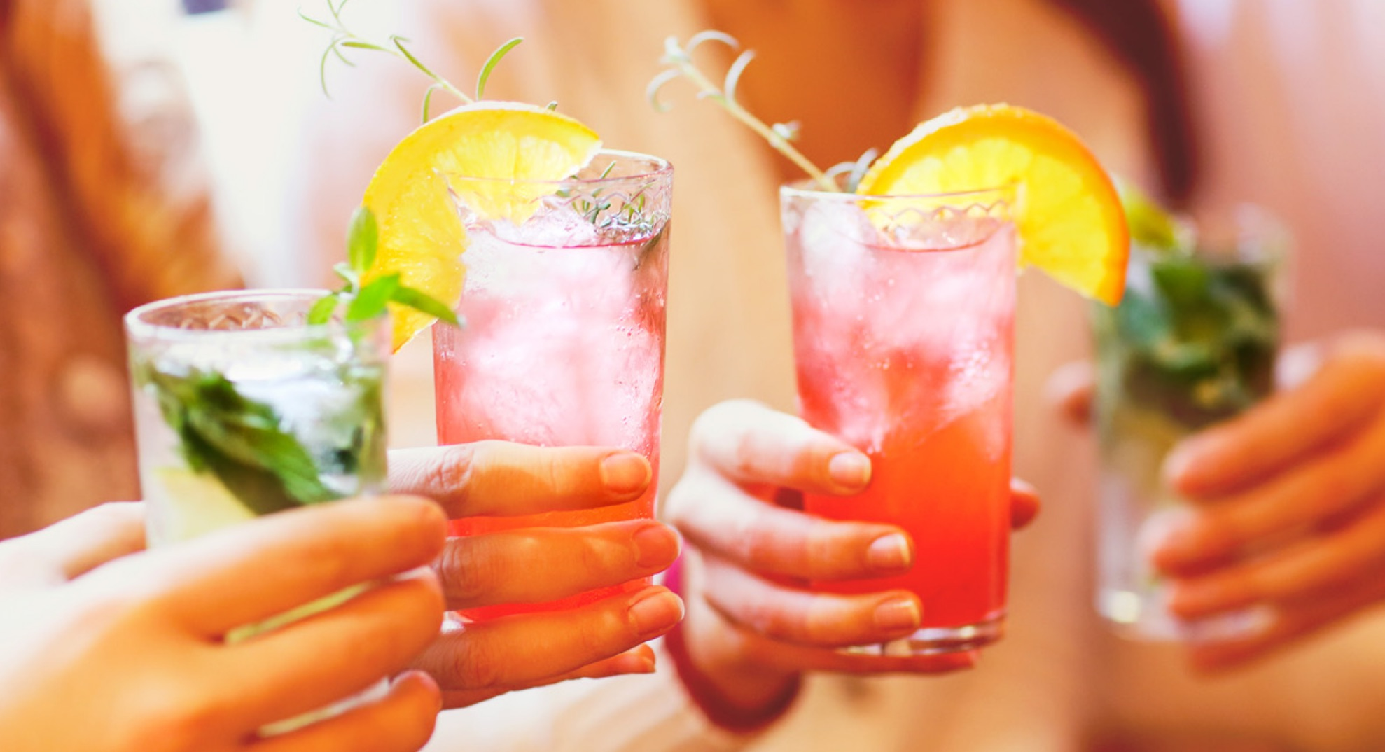 A toxic pink cocktail: social media and alcohol marketing