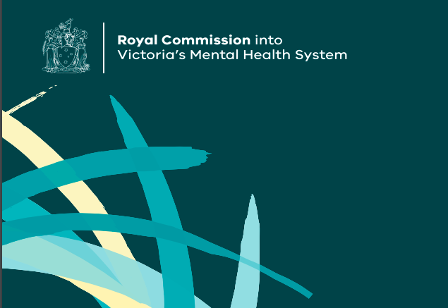 Victoria's Royal Commission into mental health says system