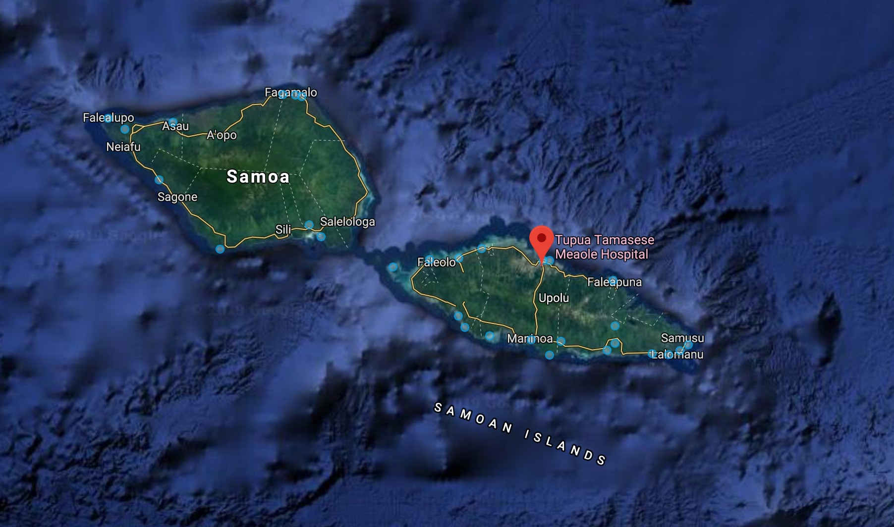 Measles in Samoa: how a small island nation found itself in the grips of an outbreak disaster