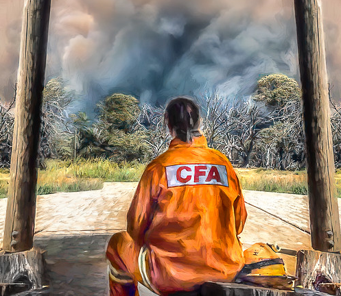 Supporting the well-being of volunteers on the bushfire frontlines