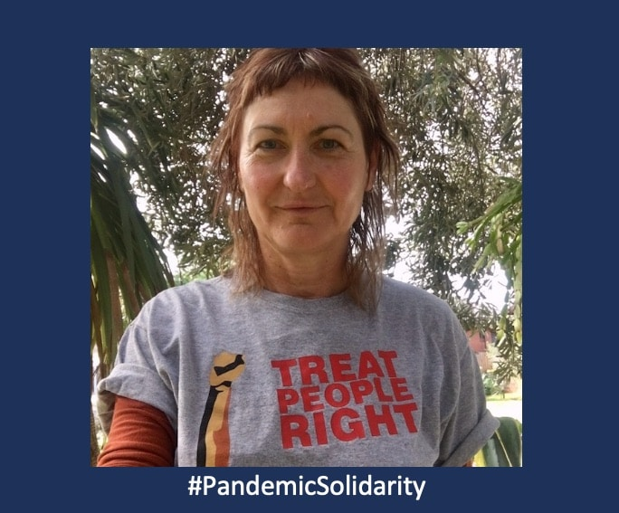 Showing solidarity during pandemic times