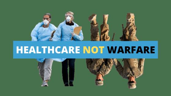 Medical Association for Prevention of War campaign image