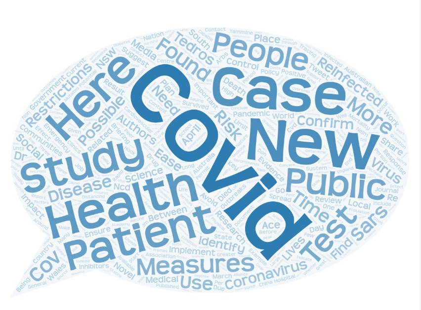 The COVID wrap: lessons from NSW, reinfection questions, Twitter communications, and other research