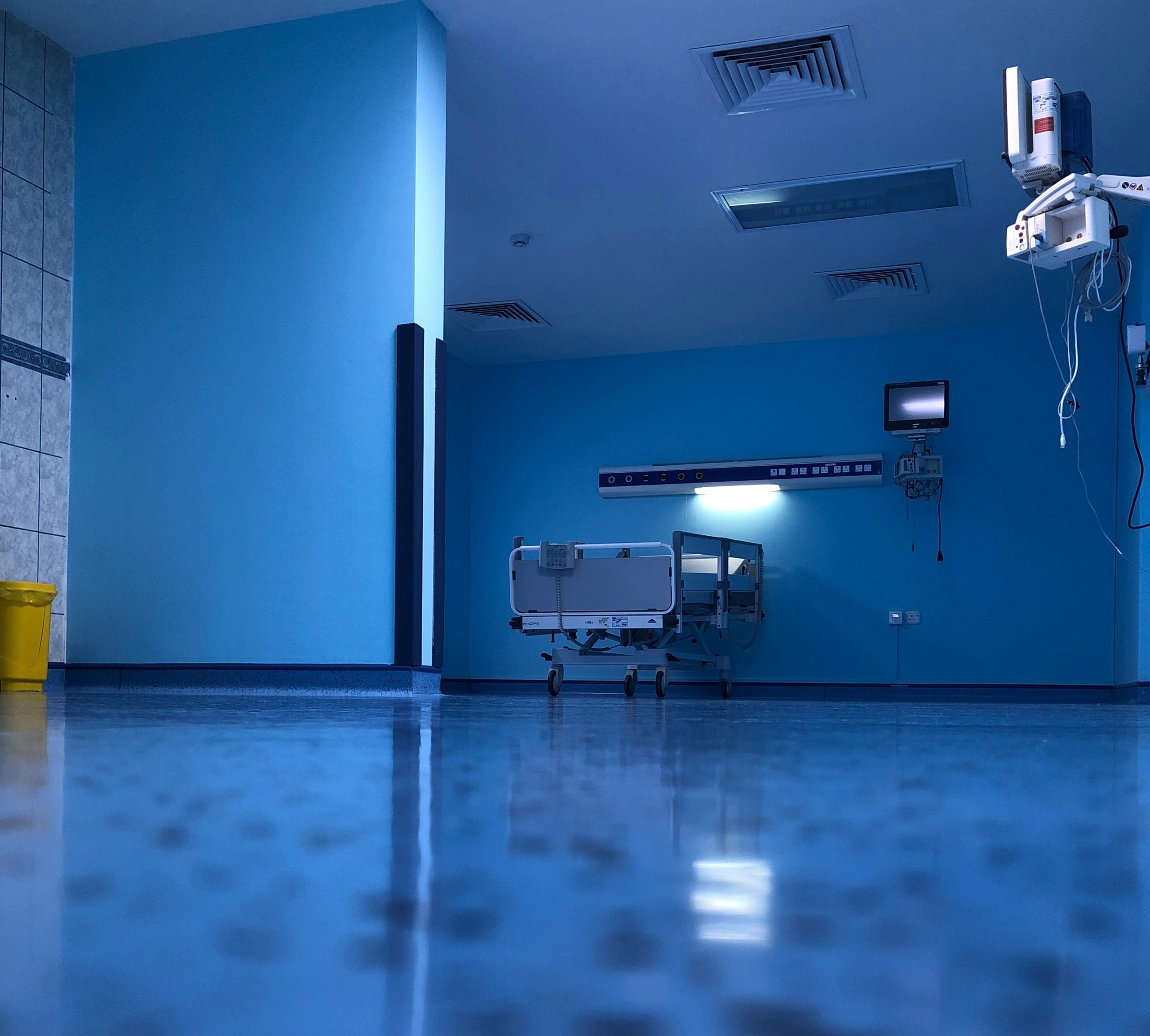 In Victoria, whether you get an ICU bed could depend on the hospital