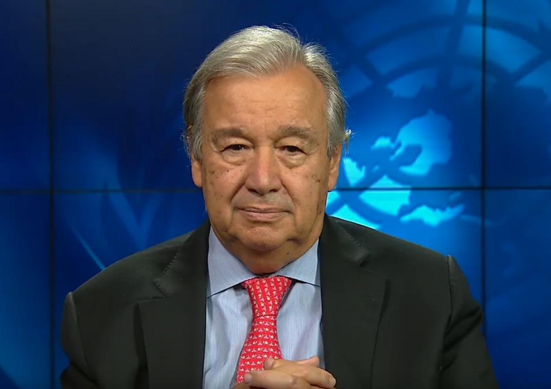 Cooperate on climate or we will be 'doomed': United Nations chief