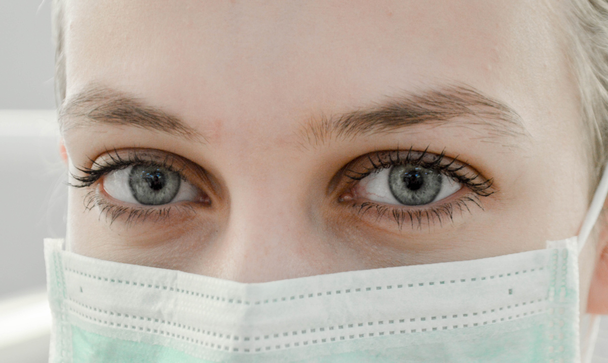 What does 2020 mean for 20/20 vision? On the pandemic and eye health