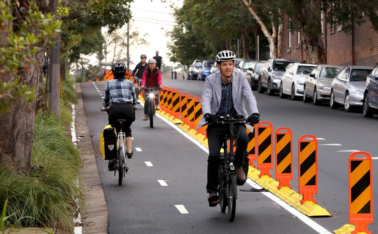 Pop-up cycleways are popping up everywhere! What is their future?