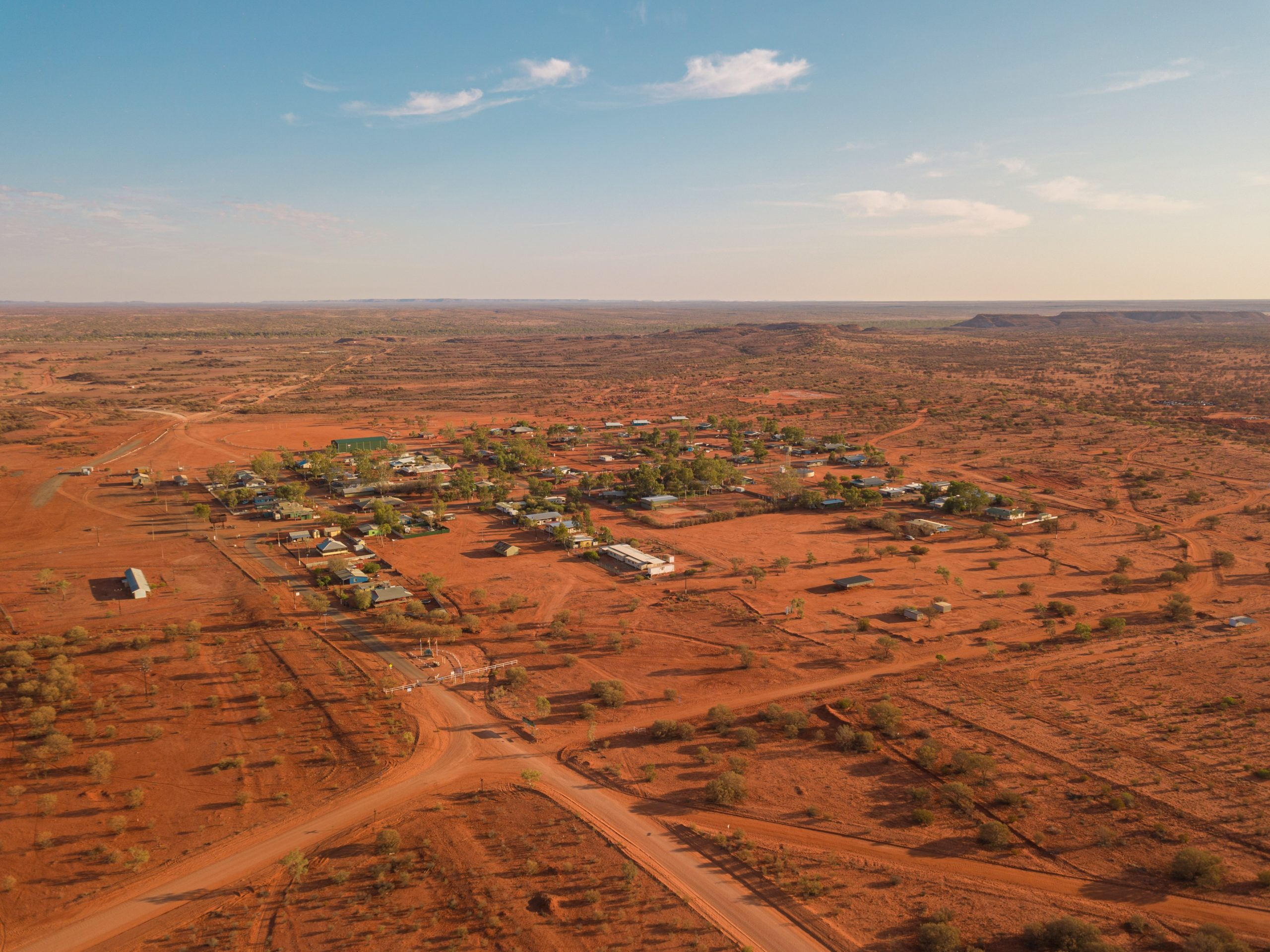 'For us it is forever' - climate justice for NT town camps