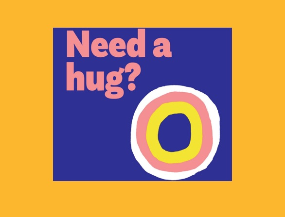 No, a hug isn't COVID-safe. But if you have to do it, here's what to keep in mind