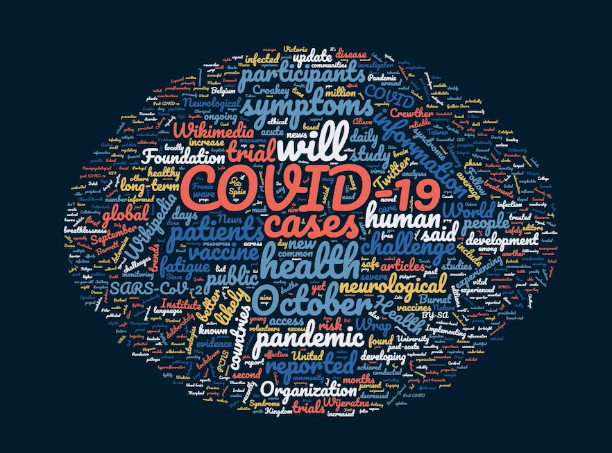 COVID-19 wrap: post-COVID neurological syndrome, human challenge trial, global trends, new WHO resources, and pandemic fatigue
