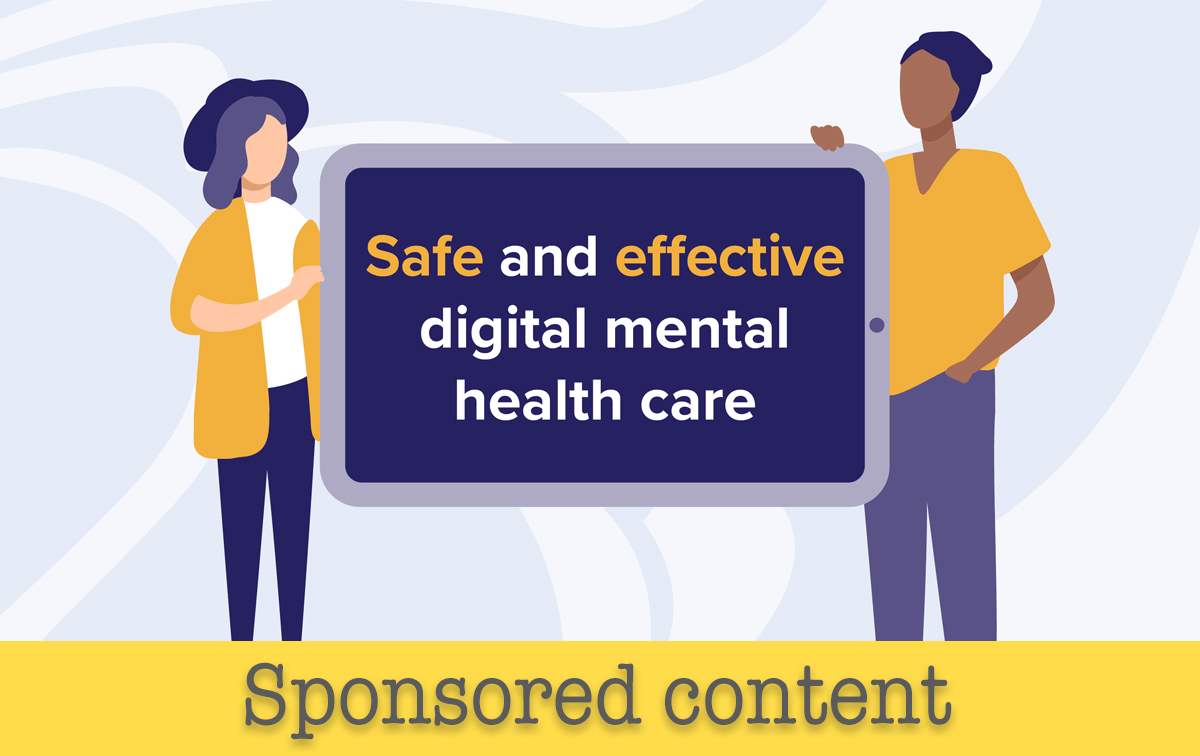Setting the standard for mental health care in the digital space