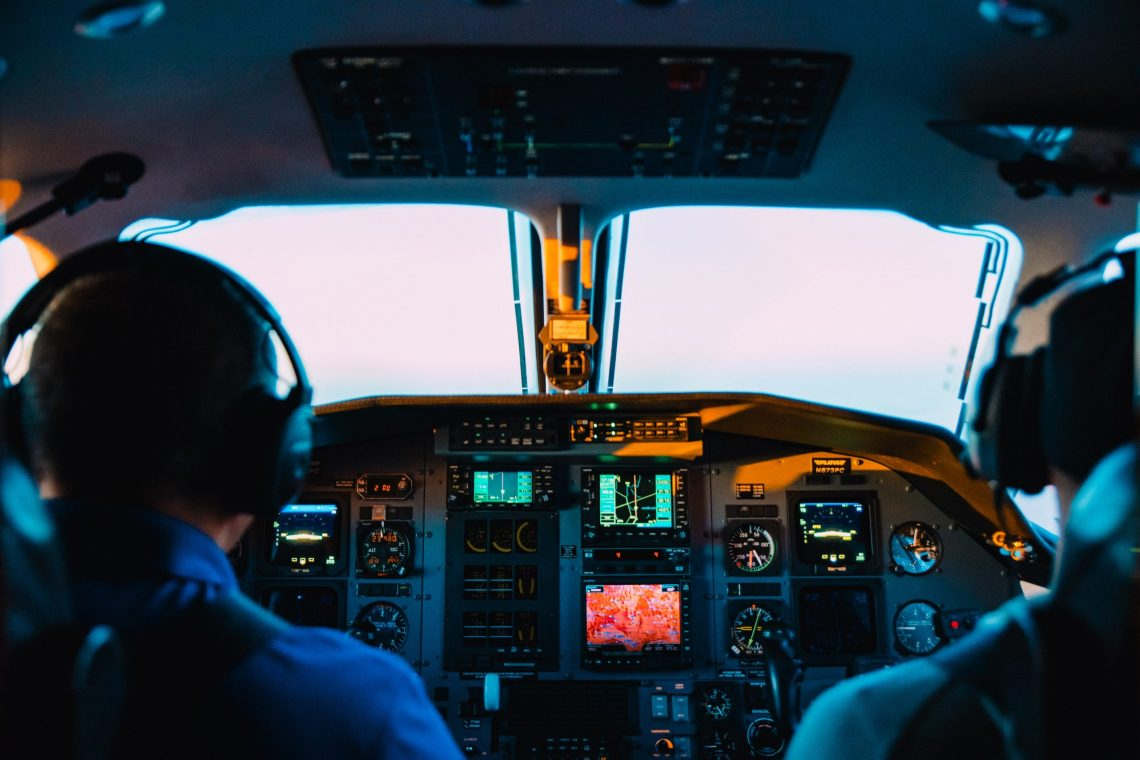 When people without the specific skills and knowledge in pandemic control are driving the response or posing as experts, it's akin to an air traffic controller flying the plane. Pic: Caleb Woods/unsplash