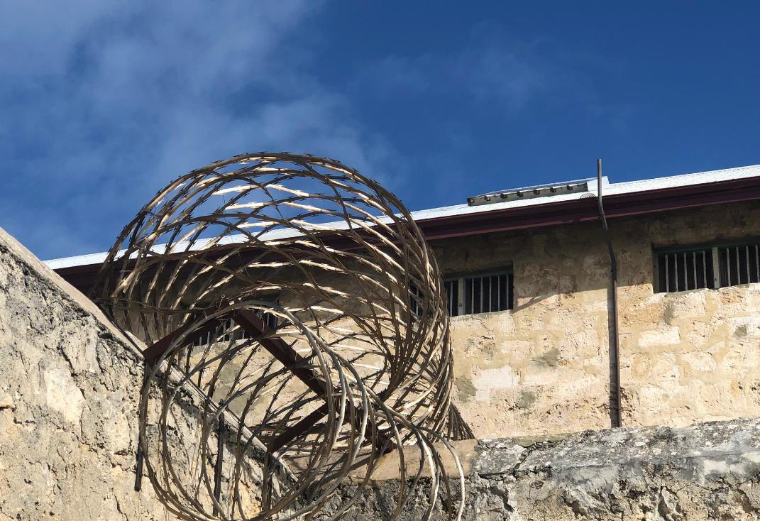 Freemantle Prison. Photo: Marie McInerney