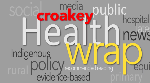 The Health Wrap: vaccination rollout, COVID and the brain, loneliness, health literacy, Indigenous workforce, 20-21 Budget, and more