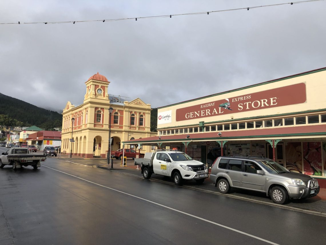 Concerns for Queenstown and other West Coast communities. Photo by Mitchell Ward