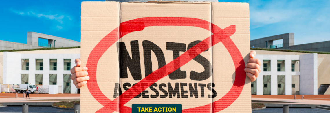 From the Every Australian Counts campaign against the new assessments