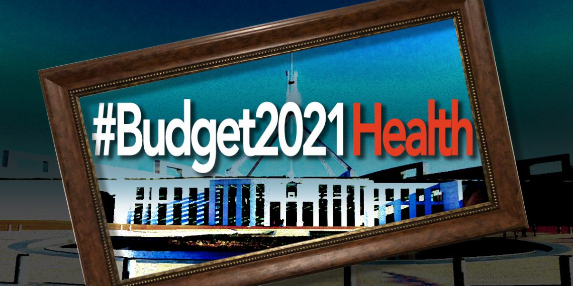 Reframing Budget discussions around health equity. Image by Mitchell Ward