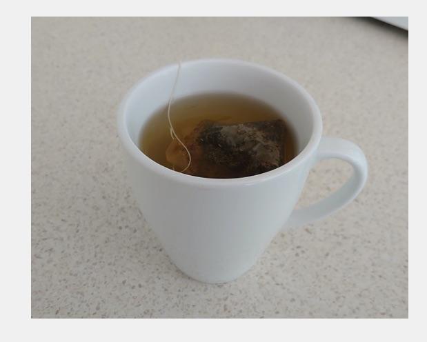 Time for a cuppa? Photo via Dr Tim Senior