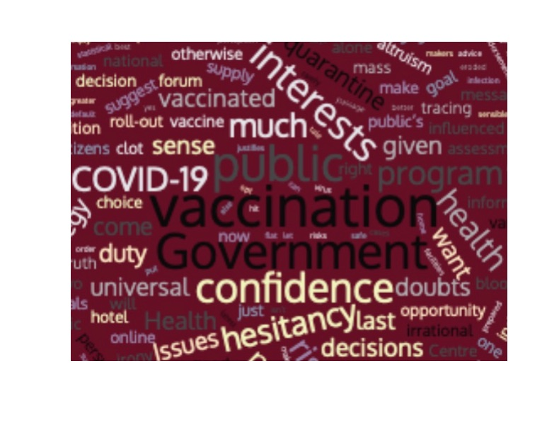 Building confidence in COVID vaccination: what will it take?