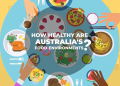 Screenshot from the video for the launch of  Australia's Food Environment Dashboard, by Deakin University and the Obesity Policy Coalition