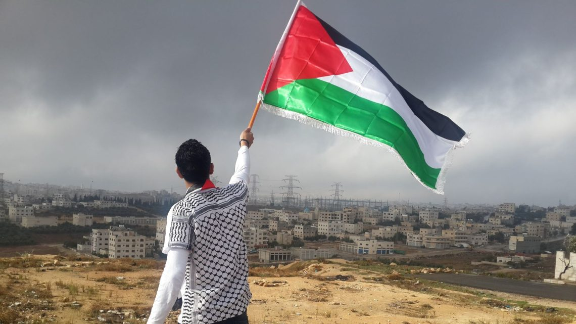 New attention is being paid to the Palestinians' struggles, bringing with it a shift in public opinion and media reporting.  Photo by Ahmed Abu Hameeda on Unsplash.