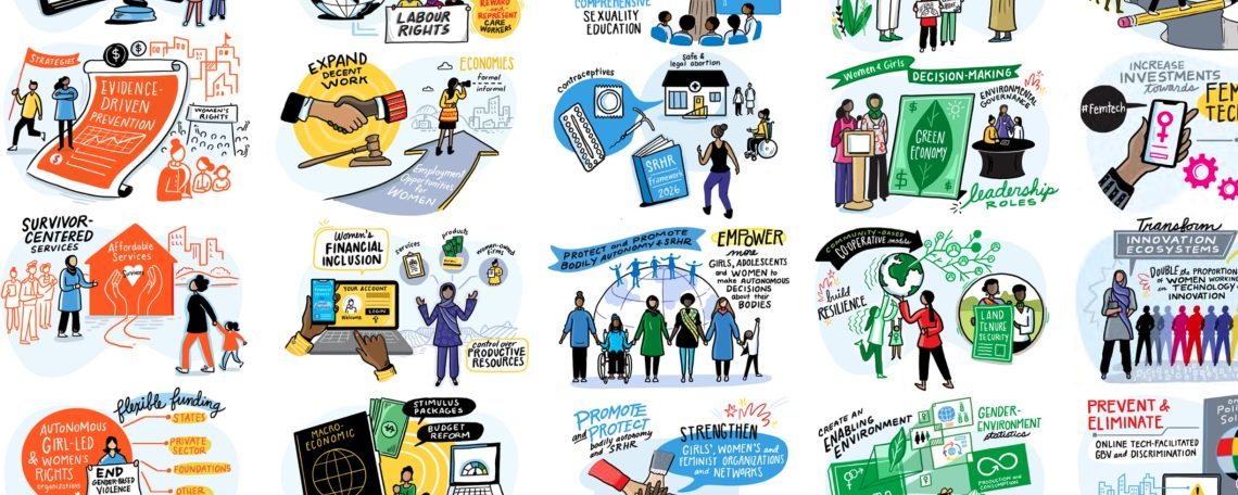 Source: Global Acceleration Plan for Gender Equality