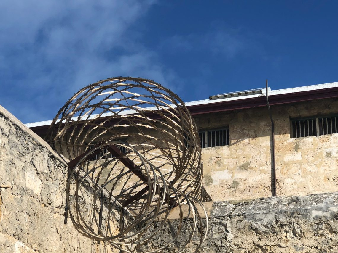 Decommissioned Freemantle Prison. Photo: Marie McInerney