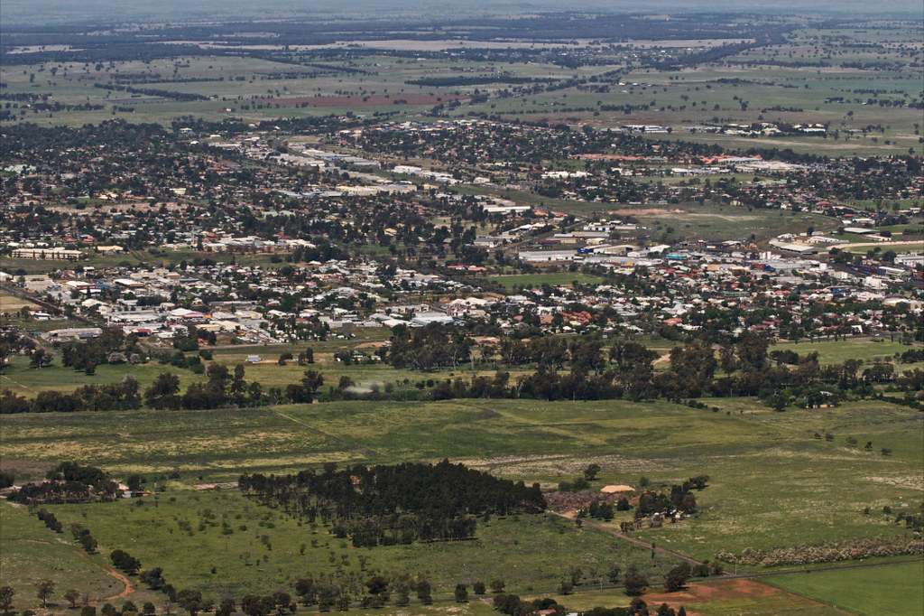 COVID concerns in Dubbo, regional NSW. Source: Flickr/yewenyi