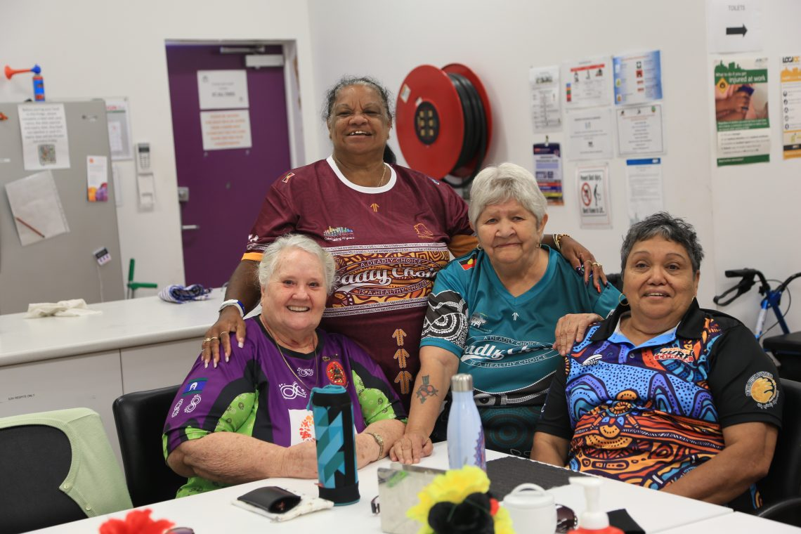 IUIH's community controlled health organisations have stepped up to support South East Queensland's Aboriginal communities through the pandemic. Source: Supplied