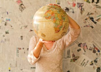 Calling for global solidarity. Photo by Slava on Unsplash