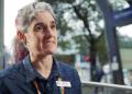 On the future of nursing: family violence nurse educator, Simone Sheridan (image source ACN) ahead of next week's National Nursing Forum.