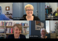 #NNF2021: Reflections with the experts, if you had your time again, what would you do differently? Screenshot ACN
