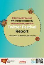 AH&MRC #CommunityControl Twitter Festival report